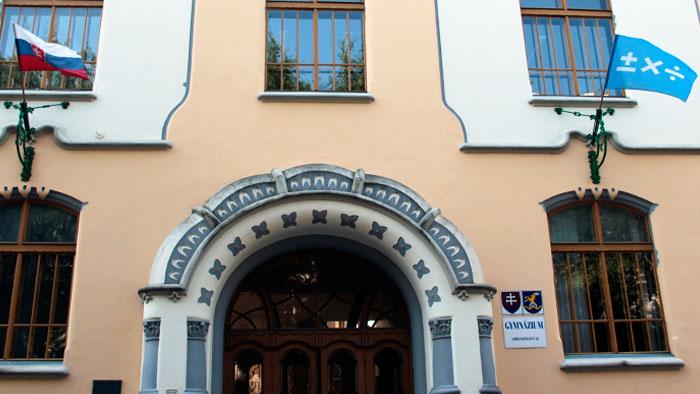 Gymnázium, Grösslingová 18, Bratislava
